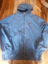 Blue Fila Lightweight jacket XL XXL