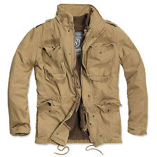 Neu M65 GIANT Jacke Vintage Parka Winterjacke Special Forces US Army Outdoor 5XL