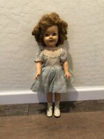 Shirley Temple Doll ST-17-1 1950's  Ideal Vintage