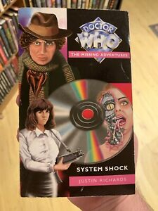 System Shock (Doctor Who Missing Adventures) by Richards, Justin Paperback Book
