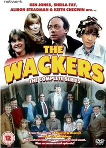 The Wackers -  The Complete Series BRAND NEW DVD