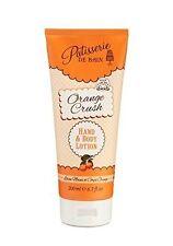Orange Shea Butter Body Moisturisers