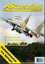AIR INTERNATIONAL V47 N4 RCAF CANADAIR CT-133 434 414 439 SQN_AH-64D_RUSSIAN AAM