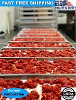 BULK Freeze Dried US Diced Stewed Tomatoes Camping Hiking Survival Storage Food