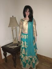 New Latest Indian Pakistani Traditional Ethnic Designer Party Wear Lehenga Choli