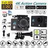 SJ9000 4K Ultra Wifi Waterproof Sport Action caméra 2.0 Inch DV 1080p DVR HD Cam