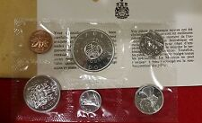 1964 CANADA MINT SET SILVER (PROOF LIKE) ISSUED BY THE ROYAL CANADIAN MINT