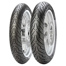 Coppia gomme pneumatici Pirelli Angel Scooter 120/70-13 53P 140/70-12 65P