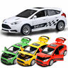 1/32 Ford Shelby Focus ST Metall Die Cast Modellauto Spielzeug Model Pull Back