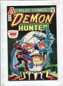 DEMON-HUNTER #1 - WHAT DOES A DEMON-HUNTER DO?! - (7.0) 1975