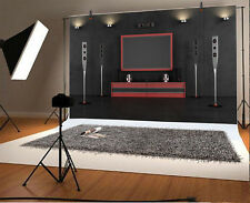 Cinema Room Background 10X6.5Ft Photography Photo Backdrop Studio Props Vinyl