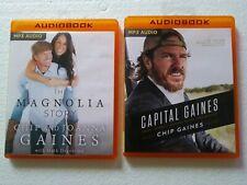 Magnolia Story & Capital Gaines - Chip Gaines Joanna Audio Books 2 MP3Audiobooks