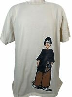 Vintage Disney Mickey Unlimited Jerry Leigh OS Mens Top Short Sleeve T-Shirt