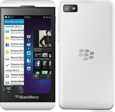 "New Original BlackBerry Z10 16GB White (Unlocked) Smartphone,8MP,4.2"",8MP,GPS"
