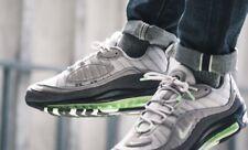 Nike Air Max 98 Vast Grey Fresh Mint Uk Size 8.5 Eur 43 640744-011