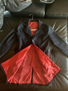 Custom Doctor Who 12th Doctor Coat