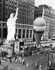 1942 Macy's Thanksgiving Parade Ice Cream Cone Balloon 8 x 10 Photograph
