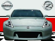 2003 NISSAN 350Z GREY/SILVER GARAGE FRONT SCENE BANNER SIGN MURAL ART 4' X 3'