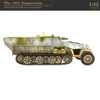 1:32 Diecast Unimax Toys Forces of Valor German Kanonwagen Sdkfz 251/9 Halftrack