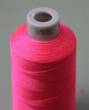 1595 Neon Pink Pantone®: 812C 1000m Madeira Polyneon No.40 Maschinenstickgarn