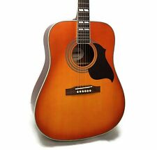Epiphone Hummingbird Artist Ltd Ed Dreadnought Acoustic Guitar - Honeyburst