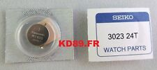 Seiko capacitor kinetic watch for 3023 24T 5M82 5M83 5M84 5M85 7L22 UPGRADE NEW
