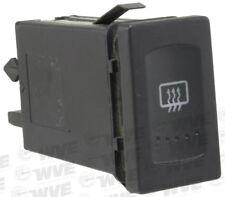 Rear Window Defroster Switch WVE BY NTK 1S7199 fits 98-04 VW Passat