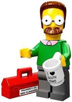 LEGO The Simpsons Series 1 NED FLANDERS MiniFigure 71005