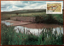 Lady Frere, Transkei Save The Soil 07/02/1985, Soil Conservation Post Card