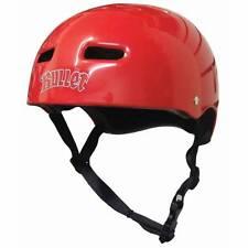 Bullet Skateboard Helmet Red - Size: XL