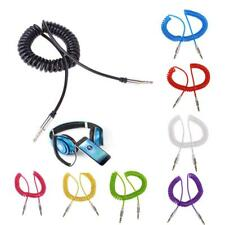 1.5M Flexible AUX 3.5mm Male to Male Car Jack Sound Stereo Audio Cable Cord Wire