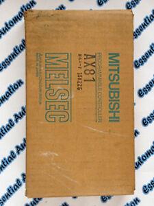 Mitsubishi Melsec AX81 AX-81 Input Module