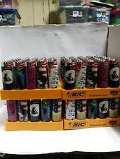 50 Display  Bic lighters assorted desing