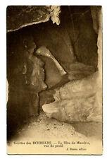 CPA 73 Savoie Grotte des Echelles La tête de Mandrin