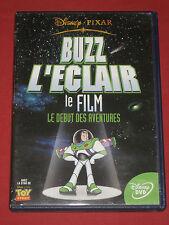 BUZZ L'ECLAIR Le Film - Le Début des Aventures - Walt Disney/PIXAR - DVD