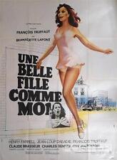 UNE BELLE FILLE COMME MOI - A GORGEOUS GIRL LIKE ME - TRUFFAUT / LAFONT -
