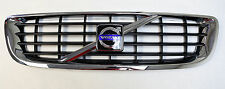 Genuine Volvo 2008-2011 V50 S40 Non-R (-529999) Front Radiator Grille and Emblem