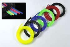 Servo Wire Braided Sleeving Wrap Kit ( 1 Meter X 6 )