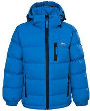 Trespass Boys Tuff Insulated Jacket Ultramarine 7-8