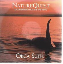 CD album NATURE QUEST - ORCA SUITE - new age / relaxing music