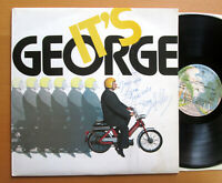 George Melly It's George SIGNED AUTOGRAPHED LP - Warner Bros K 56087