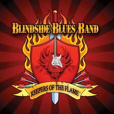 BLINDSIDE BLUES BAND: KEEPERS OF THE FLAME CD (W/ ROBIN TROWER COVER)