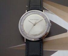 Vintage Men's Girard Perregaux Manual Wind Wristwatch 17 Jewels 1 Year Warranty