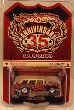 2003 Hot Wheels 3rd Nationals/Convention '55 Chevy Nomad FINALE/TICKET CAR