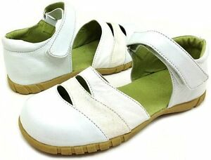 NIB LIVIE & LUCA Shoes Sundae White Patent Leather 10