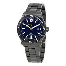 Ferragamo 1898 Sport Navy Blue Dial Mens Watch FF3330016