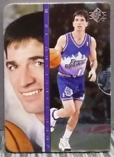 John Stockton card Inside Info 96-97 SP #IN14