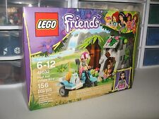 "LEGO RETIRED SET FRIENDS   ""FIRST AID JUNGLE BIKE""   # 41032    NIB"