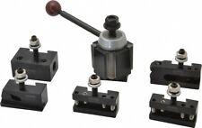 Phase 2 Ii Quick Change Tool Post Set 5 Holders Wedge Style 251 111 Aloris Axa