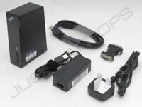 Nuovo Lenovo THINKPAD E560p E565 E570 USB 3.0 Docking Station Replicatore Porte